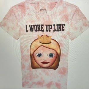 Little eleven Paris girls t shirt